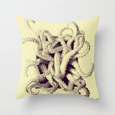 Out of the Box Throw Pillow