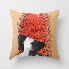 Die in Despair / Live in Ecstasy Throw Pillow