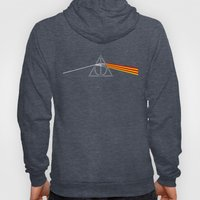 the darkside of the deathly hallows Hoody