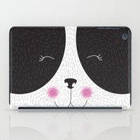 Lovely Panda Girlfriend! - cute, funny, sweet, panda bear! iPad Case
