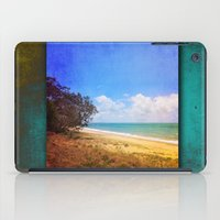 Beautiful Day by the Sea iPad Case