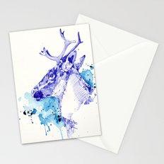 Ciel Boréal (Étude Caribou I) Stationery Cards