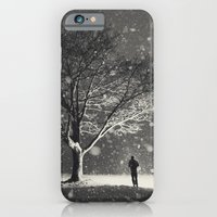 iPhone & iPod Case featuring Lighting the Snowflakes by Shaun Lowe