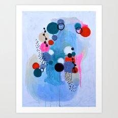 Impromptu No.3 Art Print