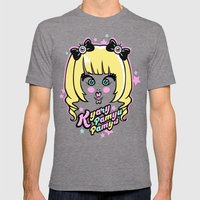 Kyary Pamyu Pamyu 4 T-shirt Mens Fitted Tee Tri-Grey SMALL