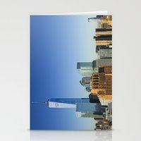 World Trade Center Freedom Tower NYC Stationery Cards