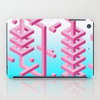 Isometric Adventure iPad Case