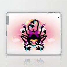 Crafty spider Laptop & iPad Skin