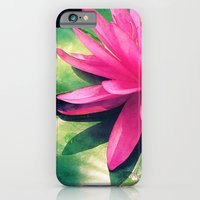 Waterlily iPhone 6 Slim Case