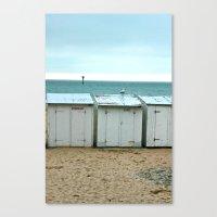 The Seagull Canvas Print