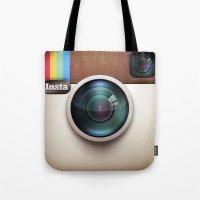 Instagram Tote Bag