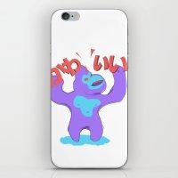 Not Kawaii! iPhone & iPod Skin