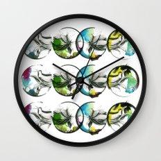 crawl Wall Clock