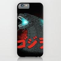 Mighty Kaiju Gojira iPhone 6 Slim Case