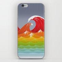 Beaufort Scale iPhone & iPod Skin