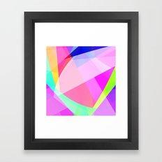 Pattern 2016 023 Framed Art Print