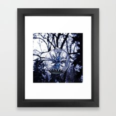 Yuletide ornament Framed Art Print