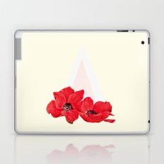 Floral Triangle Laptop & iPad Skin