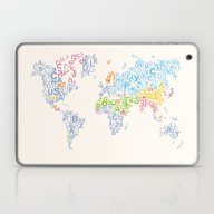 We Are All Writers / Scr… Laptop & iPad Skin