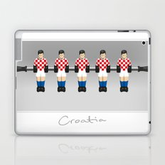 table football - Croatia Laptop & iPad Skin