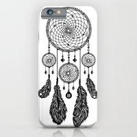 Dreamcatcher (Black & Wh… iPhone 6 Slim Case