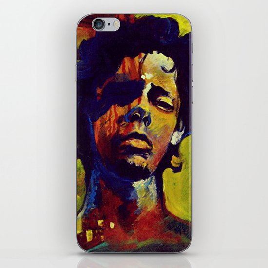 Portrait * Darren Le Gallo iPhone & iPod Skin