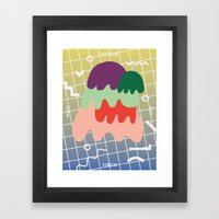 Design With Fun ~ chapter 03 Framed Art Print