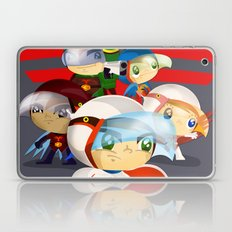 G force Laptop & iPad Skin