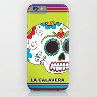 La Calavera iPhone 6 Slim Case