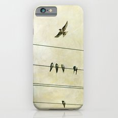 Spread My Wings And Fly Slim Case iPhone 6s