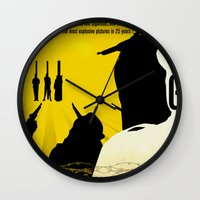Paths of Glory Wall Clock