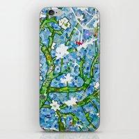 Van Gogh's Almond Tree iPhone & iPod Skin