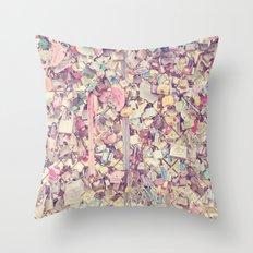 Love Locked Throw Pillow