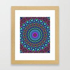 Vectomon Framed Art Print