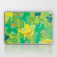 Fluor Flora - Acid Laptop & iPad Skin
