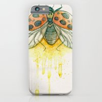 iPhone & iPod Case featuring Ladybird by Krissy Diggs