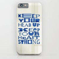 Keep Your Head Up iPhone 6 Slim Case