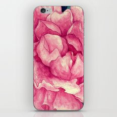 Peonies (soft tone) iPhone & iPod Skin