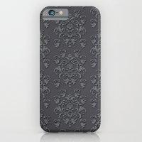 Victorian Pattern 4 iPhone 6 Slim Case