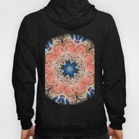Roses in abstact Hoody