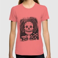 Mors Womens Fitted Tee Pomegranate SMALL