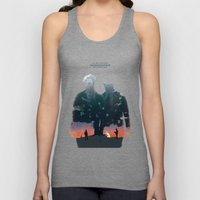 True Detective - The Long Bright Dark Unisex Tank Top