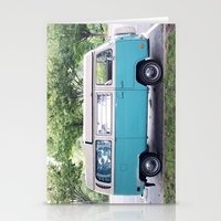vw Stationery Cards featuring VW by myhideaway