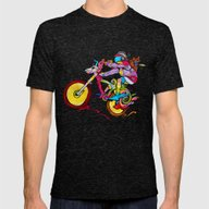 T-shirt featuring Poppy by AdaWestart