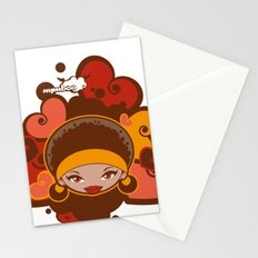 Bee-J Color Stationery Cards