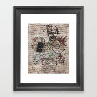 No Such Thing As Origina… Framed Art Print