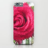 iPhone & iPod Case featuring Rose by Digital-Art