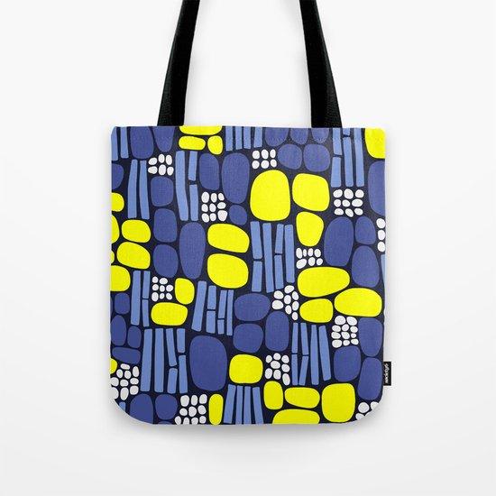 pebbles and sticks Tote Bag