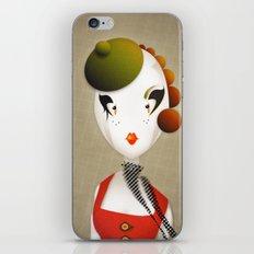 Romance Standart iPhone & iPod Skin
