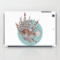 Lionfish iPad Case